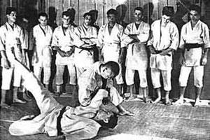 Jiu Jitsu japonés clásico